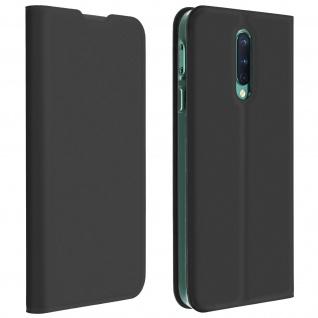 Klappetui mit Kartenfach & Standfunktion OnePlus 8 - Schwarz