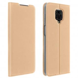 Klappetui für Xiaomi Redmi Note 9 Pro Max / Note 9 Pro / Note 9S ? Gold