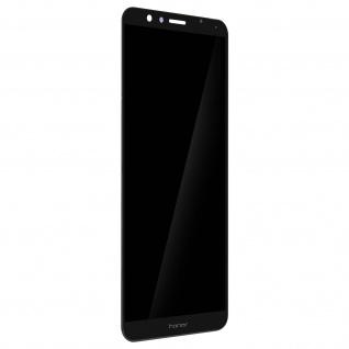LCD Komplettset mit Touchscreen Ersatzteil für Honor 7X - Schwarz