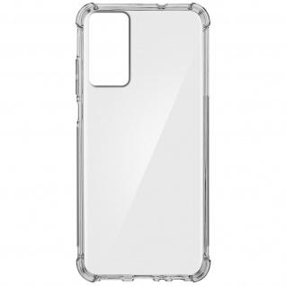 Honor 10X Lite Silikon flexible rutschfeste Bumper-Hülle â€? Transparent