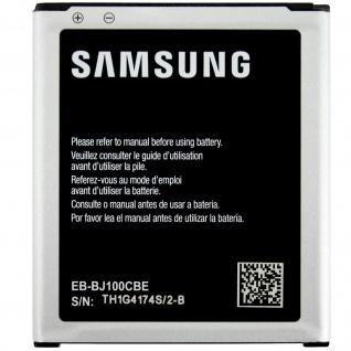 1850 mAh Samsung EB-BJ100CBE Austausch-Akku für Samsung Galaxy J1