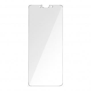 Sony Xperia 10 II 3mk flexible stoßfeste Schutzfolie aus 7H Glas, transparent