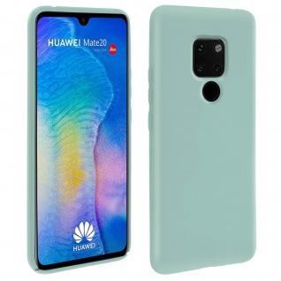 Huawei Mate 20 Soft Touch kratzfeste Silikonhülle, soft case - Grün
