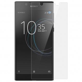 Bruchsichere Displayschutzfolie aus Hartglas 0.30mm für Sony Xperia L1