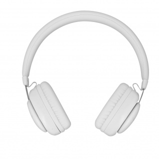 Bluetooth Stereo-Headset Multifunktionstasten 8 Std. Akkulaufzeit, BE10 ? Weiß