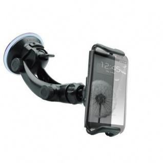 Universal KFZ-Halterung für Smartphones und Tablets 7'' bis 8'' - Schwarz