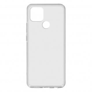 Gelhülle, dünne und leichte Handyhülle für Oppo A15 ? Transparent