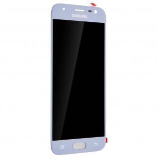Original Samsung LCD Komplettset Samsung Galaxy J3 2017 + Touchscreen - Grau
