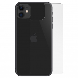 Apple iPhone 11 Rückseitenschutz, Schutzfolie für Rückseite ? Transparent