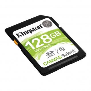 SDXC Canvas Select 128 Gb UHS-I Class 10 Speicherkarte - Schwarz