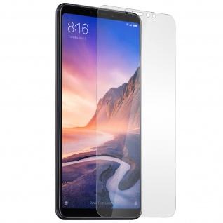 Displayschutzfolie aus gehärtetem Glas für Xiaomi Mi Max 3 - 9H Härtegrad