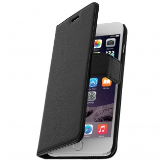 Flip-Schutzhülle für Apple iPhone 6 Plus/ iPhone 6s Plus ? Schwarz