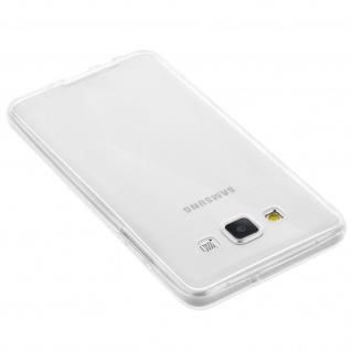 Samsung Galaxy A3 Rundumschutz Vorder- Rückseite - 360° Schutz + Touchscreen