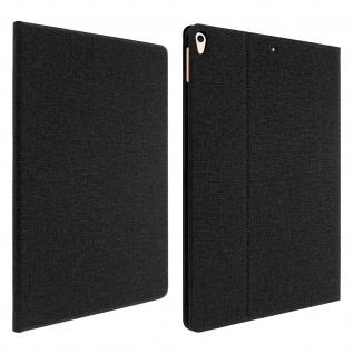 Klappetui mit Standfunktion für Apple iPad Air 2019/ iPad Pro 10.5 - Schwarz