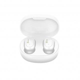 Guess Wireless Bluetooth IPX4 Noise Cancelling Kopfhörer ? Weiß
