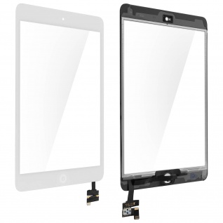 Apple iPad Mini 1/ Mini 2 Touchscreen Ersatzteil ? Weiß
