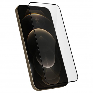 Prio Displayschutzfolie Apple iPhone 12 Pro Max, 0.33mm ultradünn - Transparent