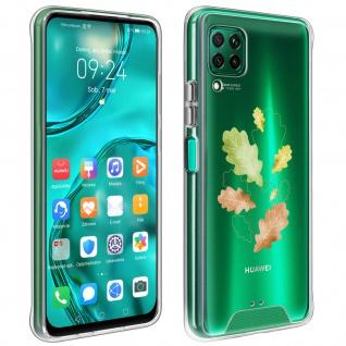 Handyhülle für Huawei P40 Lite, Made in France ? Herbstlaub Design