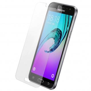 Bruchsichere Displayschutzfolie aus Hartglas für Samsung Galaxy J3 - Vorschau 4