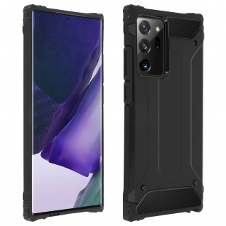 Defender II schockresistente Samsung Galaxy Note 20 Ultra � Schwarz