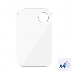 4x Rückkamera Schutzfolien, 6H flexibles Glas für Realme 7i, 3mk ? Transparent