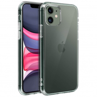 Crystal Schutzhülle + Bumper cover für Apple iPhone 11 - Transparent