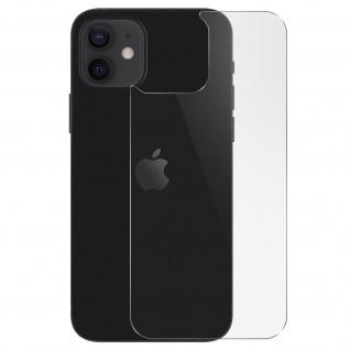 Apple iPhone 12 Mini Rückseitenschutz, Schutzfolie für Rückseite ? Transparent