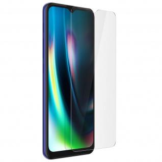 9H Glas-Displayschutzfolie Motorola Moto E7 Plus ? Transparent