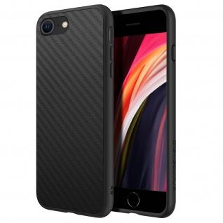 SolidSuit Carbon Handyhülle by Rhinoshield für iPhone 12 Mini ? Schwarz