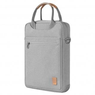 Laptop / Tablet-Tasche 12, 9 Zoll Multi Compartment, wasserdicht, Wiwu � Grau