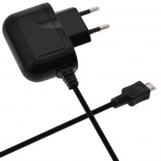Micro-USB Anschluss Wand Ladegerät - 1000 mAh