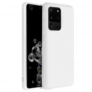 SolidSuit stoßfeste Handyhülle by Rhinoshield für Galaxy S20 Ultra ? Weiß