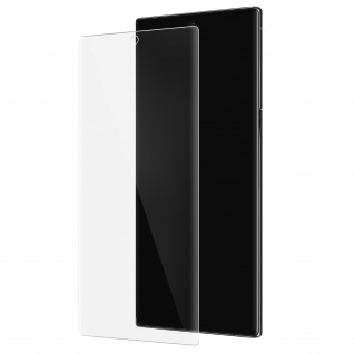 Galaxy Note 10 Plus Flexible, Selbstheilend, Arc Special Edition, 3mk, transparent