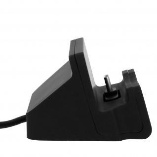 Ladestation Aufladen & Synchronisierung mit USB-Typ C Anschluss - Schwarz - Vorschau 5