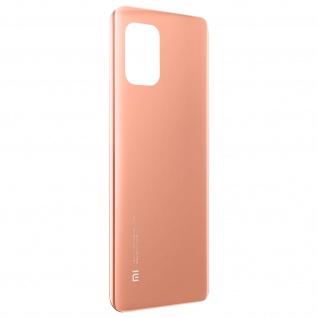 Ersatzteil Akkudeckel, neue Rückseite für Xiaomi Mi 10 Lite ? Rosegold