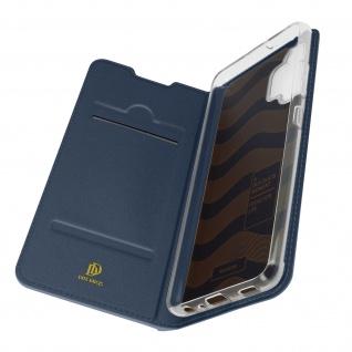 Klappetui mit Kartenfach & Standfunktion Samsung Galaxy A32 ? Dunkelblau