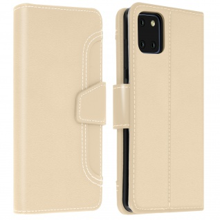 Samsung Galaxy Note 10 Lite Klapphülle mit Portemonnaie ? Gold