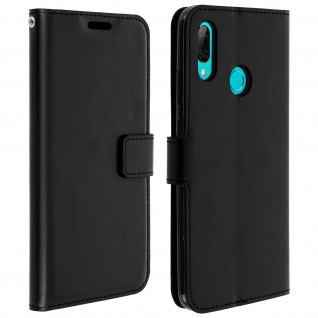 Flip Stand Cover mit Standfunktion Huawei P Smart 2019 / Honor 10 Lite - Schwarz