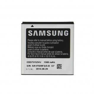 1500 mAh Samsung EB575152VUC Original-Akku für Samsung Galaxy S I9000