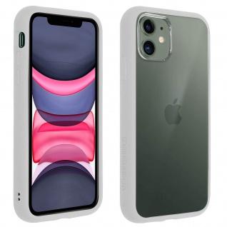 Anpassbare Mod NX Handyhülle Apple iPhone 11 + Rückseite by Rhinoshield Grau