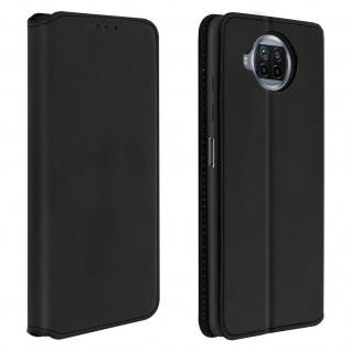 Kunstleder Cover Classic Edition für Xiaomi Mi 10T Lite ? Schwarz