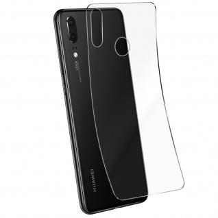 Latex Schutzfolie für Rückseite für Huawei P20 Lite - Hohe Transparenz