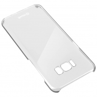 Ultradünne Crystal Case Schutzhülle Samsung Galaxy S8 - Muvit