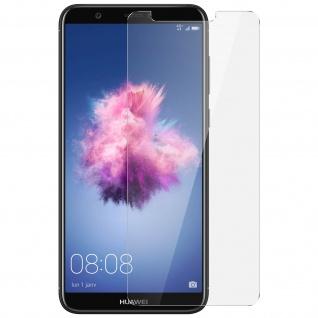 4Smarts - Displayschutzfolie gehärtetes Glas 9H Härtegrad für Huawei P Smart