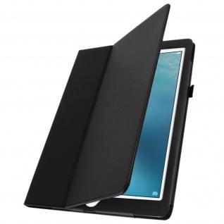 iPad Pro 12.9 Flip-Schutzhülle mit verschiedenen Standfunktionen - Schwarz