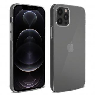 Forcell Antibakterielle Schutzhülle für Apple iPhone 12 Pro Max ? Transparent