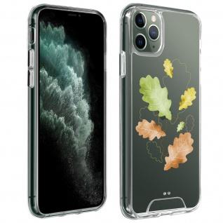 Handyhülle für iPhone 11 Pro Max, Made in France ? Herbstlaub Design