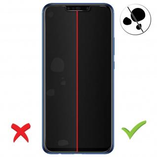 Displayschutzfolie aus Glas Huawei M20 Lite/P Smart Plus - 9H Härtegrad - Vorschau 5