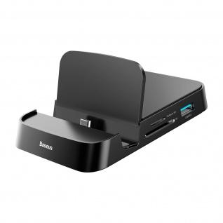 USB-C 7-in-1 HUB, Baseus DeX Dock - Schwarz