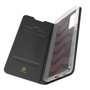 Klappetui mit Kartenfach & Standfunktion Realme 7 Pro ? Schwarz